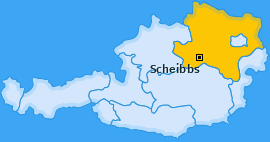 Karte von Scheibbs