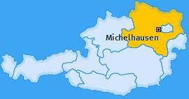 Karte von Michelhausen