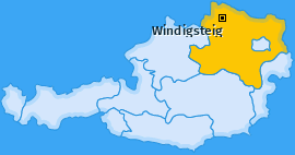Karte Edengans Windigsteig