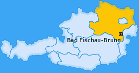 Karte von Bad Fischau-Brunn