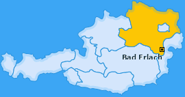 Karte von Bad Erlach