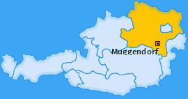 Karte von Muggendorf