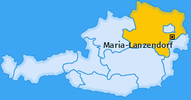 Karte von Maria-Lanzendorf