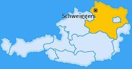 Karte von Schweiggers