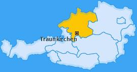 Karte von Traunkirchen