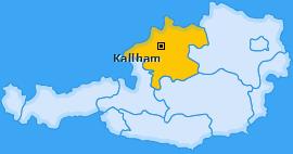 Karte von Kallham