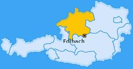 Karte von Edlbach