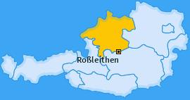 Karte von Roßleithen