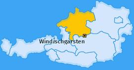 Karte von Windischgarsten