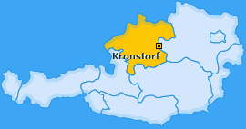 Karte von Kronstorf