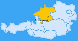 Karte von Adlwang