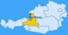 Karte von Bürmoos