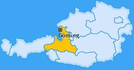 Karte von Göming