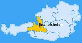 Karte Gainfeld Bischofshofen