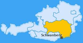 Karte von Schwanberg