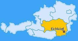 Karte von Eichkögl