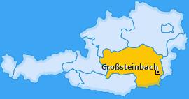 Karte von Großsteinbach