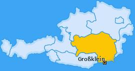 Karte von Großklein