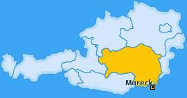 Karte von Mureck