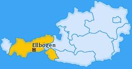 Karte von Ellbögen