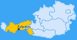 Karte von Fulpmes
