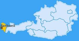 Karte von Rankweil