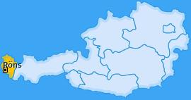 Karte von Röns