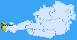 Karte von Übersaxen