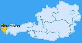 Karte von Viktorsberg