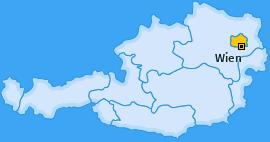 Karte Floridsdorf Wien