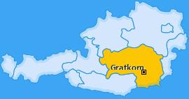 Karte von Gratkorn