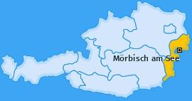 Karte von Mörbisch am See