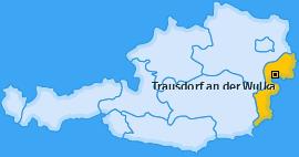 Karte von Trausdorf an der Wulka