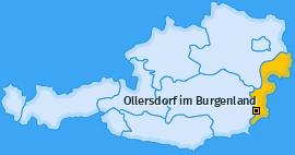 Karte von Ollersdorf im Burgenland