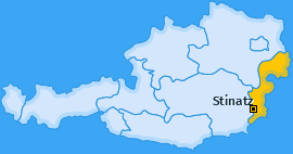 Karte von Stinatz
