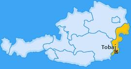Karte von Tobaj