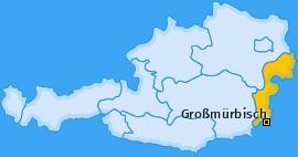 Karte von Großmürbisch