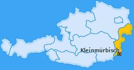 Karte von Kleinmürbisch
