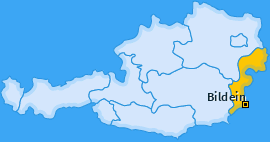 Karte von Bildein