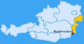 Karte von Rudersdorf