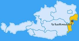 Karte von Schattendorf