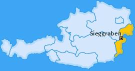 Karte von Sieggraben