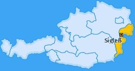 Karte von Sigleß