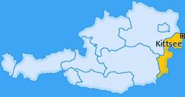 Karte von Kittsee
