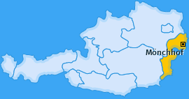 Karte von Mönchhof