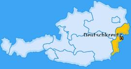 Karte von Deutschkreutz