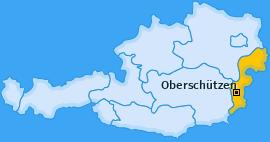 Karte von Oberschützen