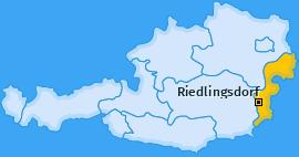 Karte von Riedlingsdorf