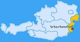 Karte von Schachendorf