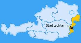 Karte von Stadtschlaining